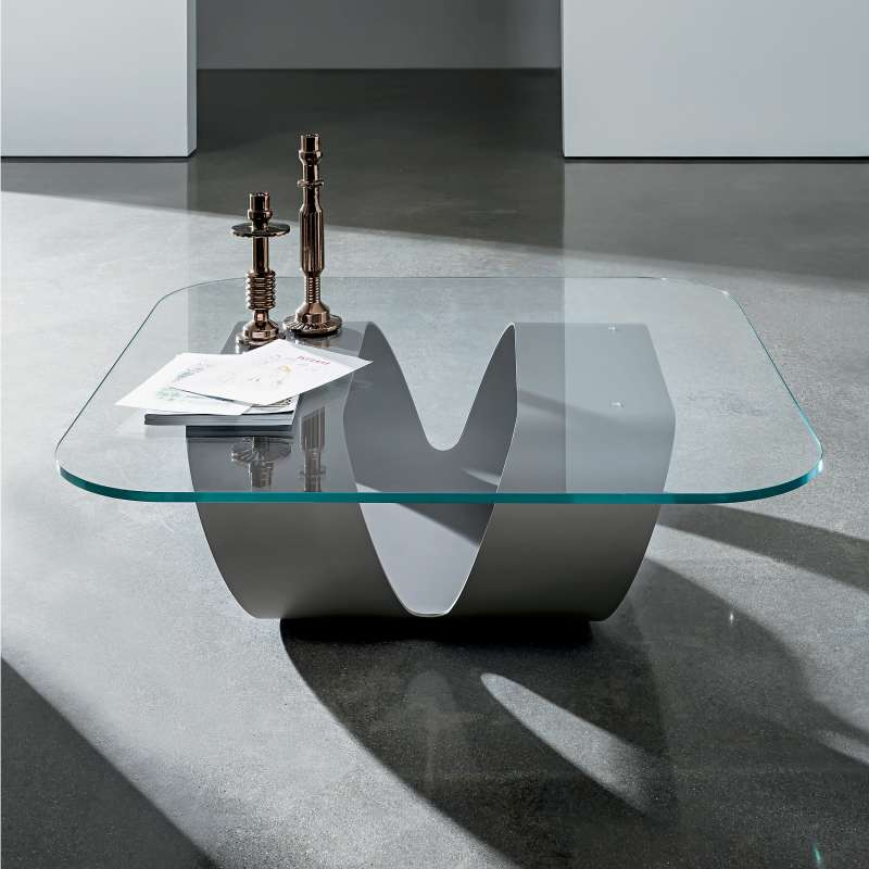 Table Basse En Verre Le Bon Plan Deco